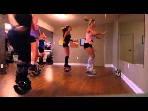 Kangoo with Becky - Fire Burning on The Dance Floor - YouTube