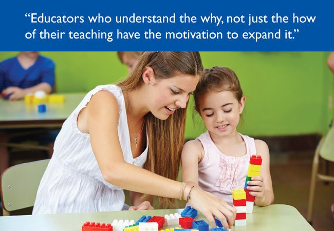 """Educators who understand the why, not just the how of their teaching have the motivation to expand it."" - An Interview with Dr. Judy Willis"