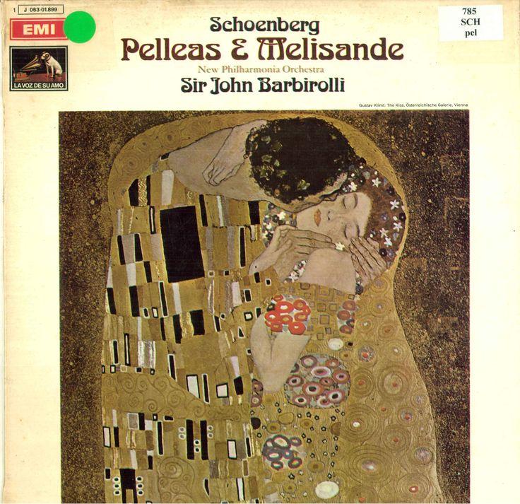 Pelleas & Melisande, op. 5 : poema sinfónico / Arnold Schoenberg.
