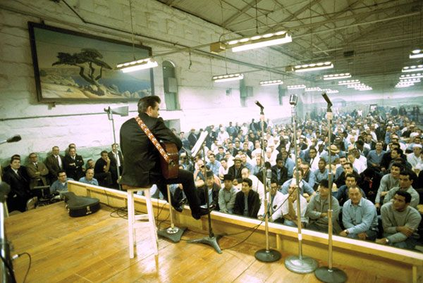 Johnny Cash @ Folsom Prison - 1968