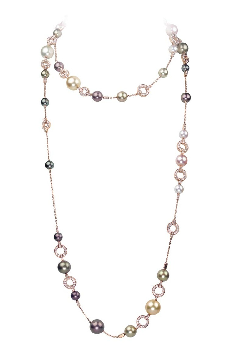Cartier-a rare set of pearls I actually like!