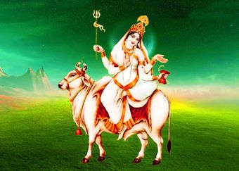 Navaratri Day 8 – Goddess MahaGowri