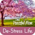 The Peaceful Mom - Great Website for everything from meal planning to budgeting, and family fun.