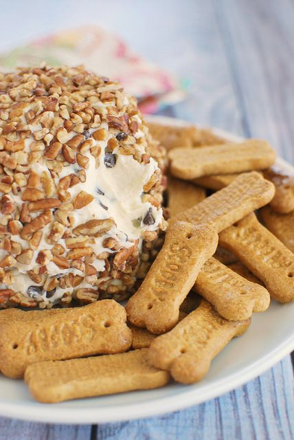 Chocolate Chip Cheese Ball by fakeginger, via Flickr