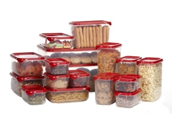How to organise your kitchen Starmaid style with food storage containers