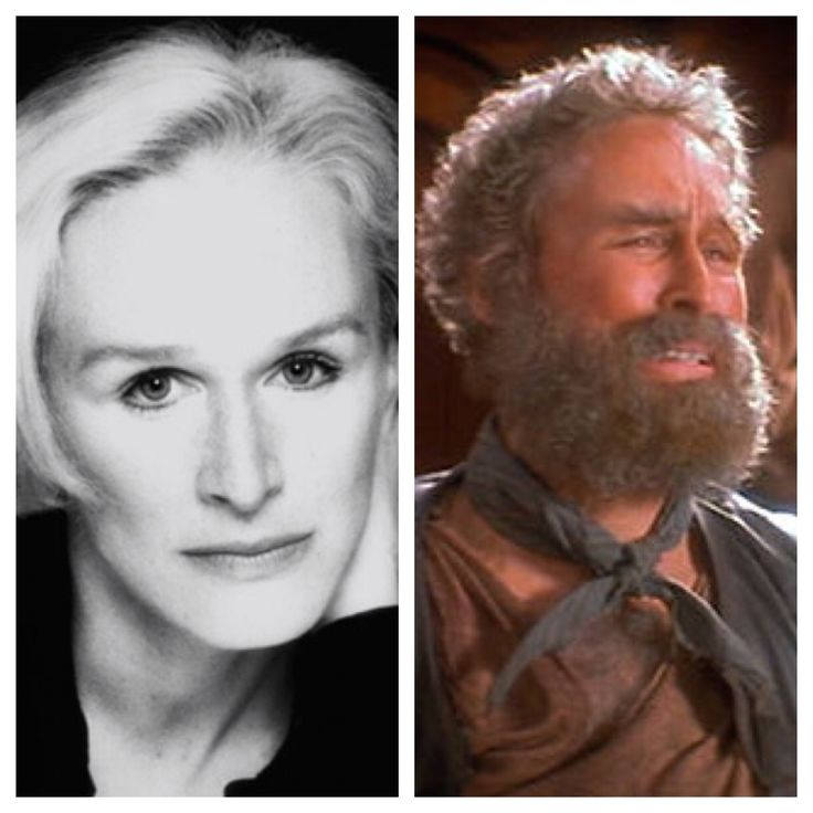 Did you know Glenn Close was in Hook?? Neither did we! #triviatuesdays #transformationtuesday #dudelookslikealady www.nmginspires.com