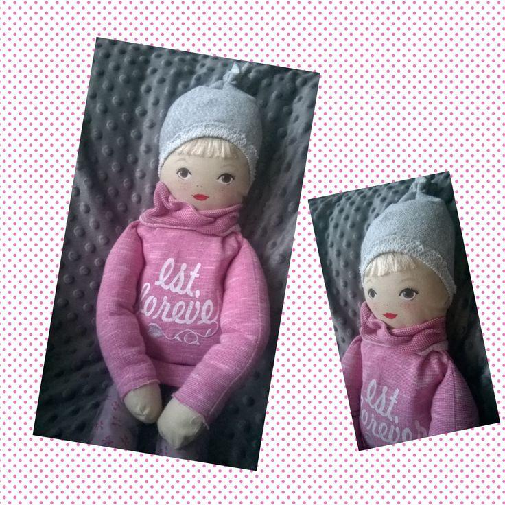 Handmade Lolly dolly