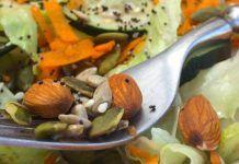Semillas activadas para mejorar. Más comes, más te sanas!