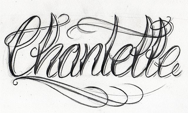 Tattoo lettering styles alphabet i7 discover more ideas for Tattoo cursive alphabet