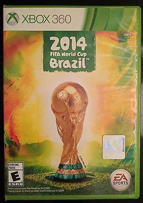 2014 FIFA World Cup Brazil - Xbox 360 Game