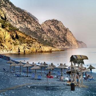 Sougia - Crete - Greece