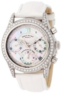 Armand Nicolet Women's 9154L-AN-P915BC8 M03 Classic Automatic Stainless-Steel with Diamonds Watch  $16,500.00