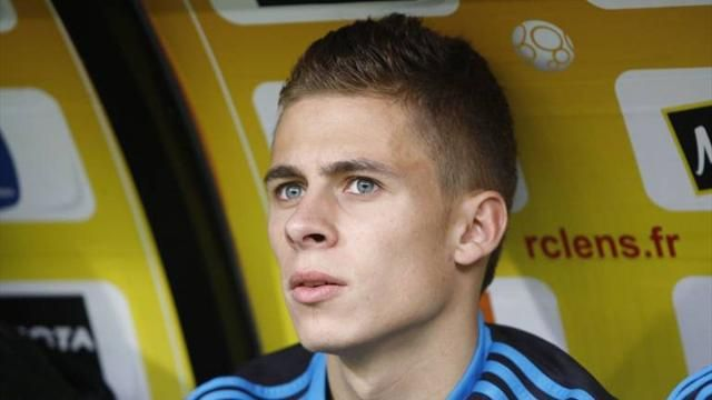 Thorgan Hazard has left Lens to join Chelsea