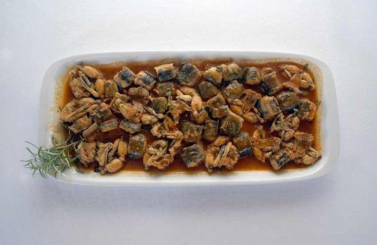 Brodet od jegulja i zaba || http://crolove.pl/5-potraw-ktore-niekoniecznie-musisz-sprobowac-bedac-w-chorwacji/ || #CroatianFood #FoodPorn #Food #Jedzenie #JedzeniewChorwacji  #Chorwacja #Croatia #Hrvatska