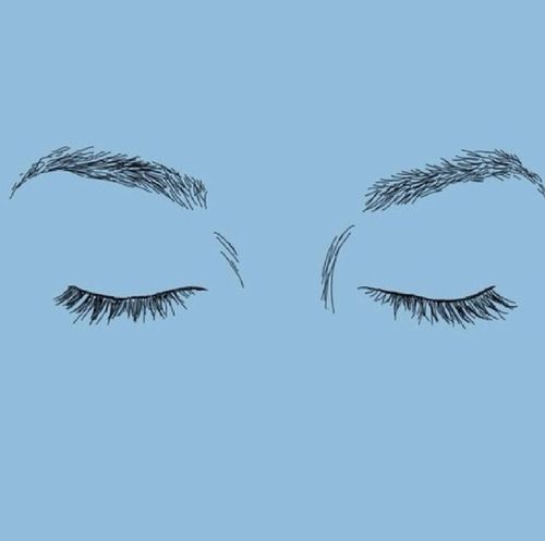 how to draw eyebrows art
