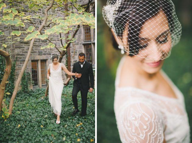 Trinity College Wedding- Natalie and Johnathan | Mango Studios
