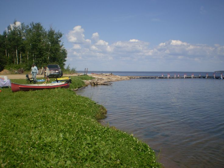 Pruden's Point Resort, Tobin Lake