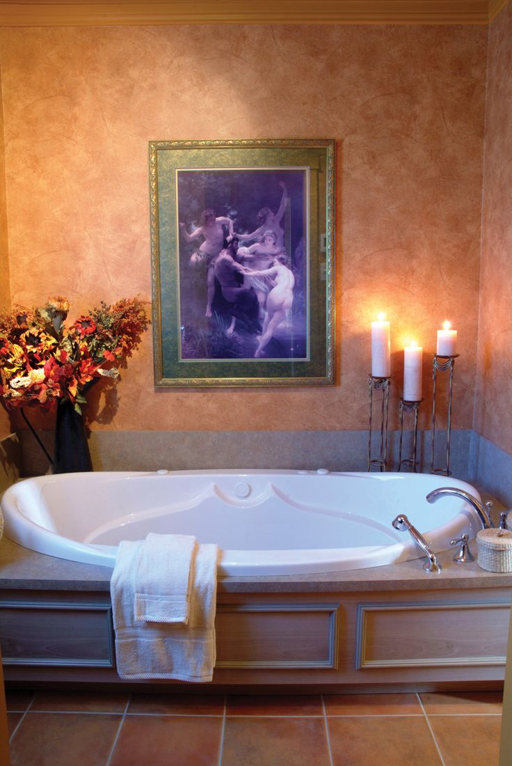 Master bedroom with jacuzzi tub   best Dream Bathrooms images on Pinterest  Bathroom ideas