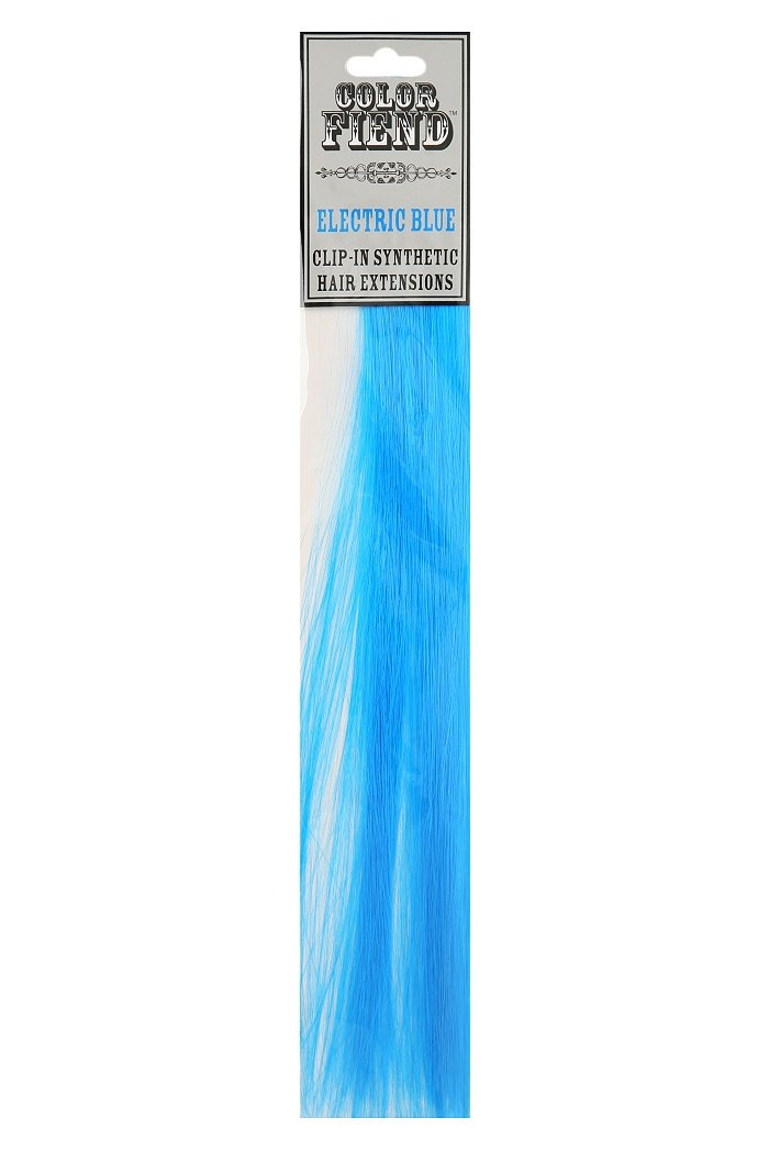 Electric Blue Hair ExtensionsElectric Blue Hair