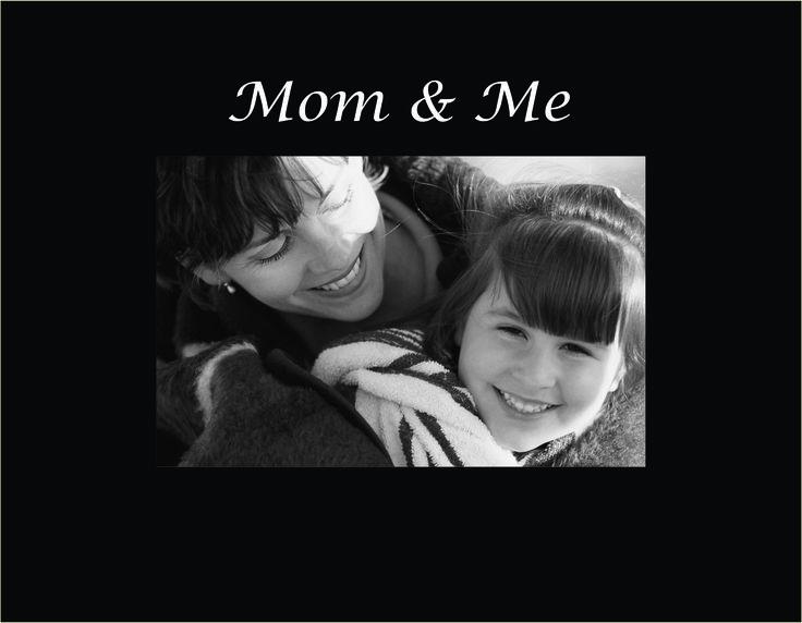 "Mom & Me 4""x6"" Photo Frame"