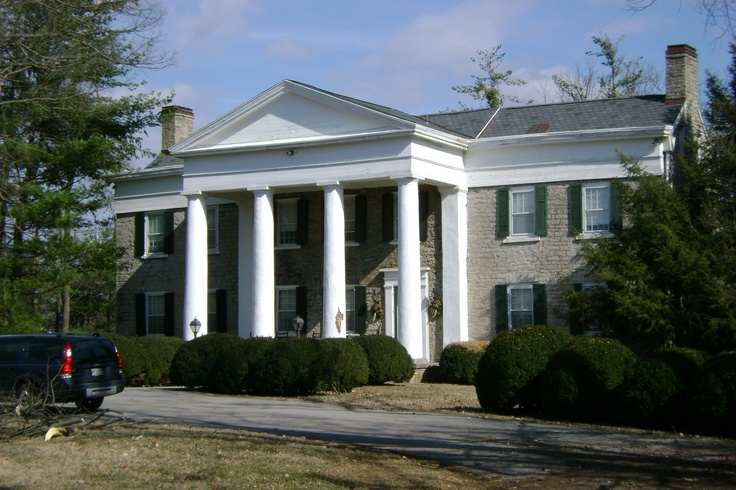 1485 best images about plantations us on pinterest for Kentucky dream homes floor plans