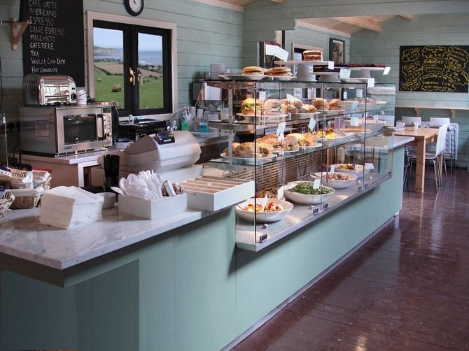 Custom Range Of Patisserie Cafe And Ice Cream Counters