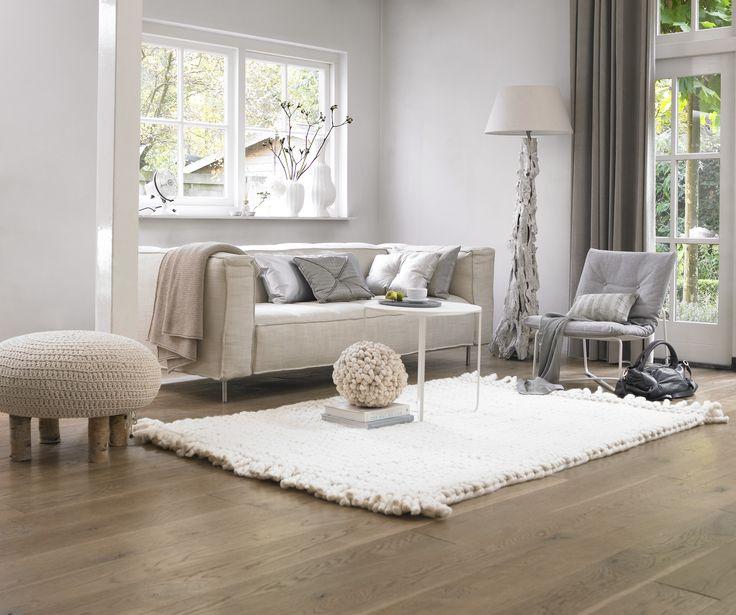 Decorette eigenmerk pvc vloer, makkelijk in onderhoud. geschikt voor vloerverwarming