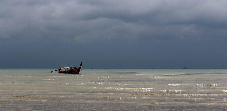 https://flic.kr/p/FMtxif | Fishermen | Ao Nang, Krabi THA