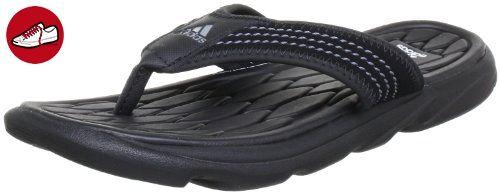 adidas Raggmo, Herren Dusch- & Badeschuhe, Schwarz (Black/Medium Lead/White), 43 EU (9 Herren UK) - Adidas schuhe (*Partner-Link)