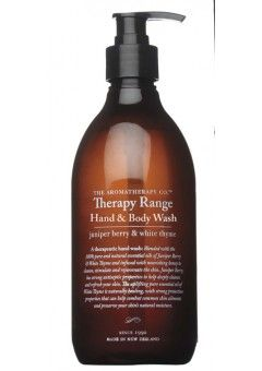 The Aromatherapy Co Juniper Berry & White Thyme Hand & Body Wash 500ml