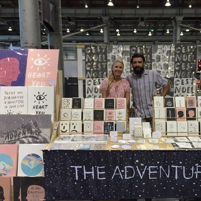 Better late than never.. The lovely @theadventuresofco from earlier today at #sydneyfinderskeepers #thefinderskeepers