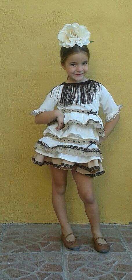 N8ñas flamencas