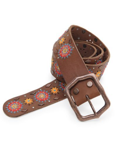 I got to have this Lucky Brand belt!