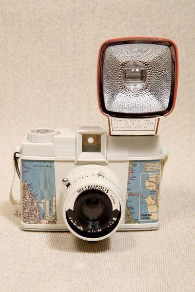 "Lomography ""Dreamer Diana F+"" Kamera"