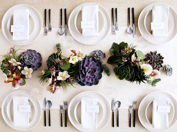 How to Host a Magazine-Worthy Dinner Party: Everything you need to do to throw a dinner party that photographers will be vying to shoot. via @mydomaine