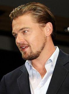 Leonardo DiCaprio #Beard Styles http://topbeardstyles.blogspot.com/2013/07/leonardo-dicaprio-beard-styles.html