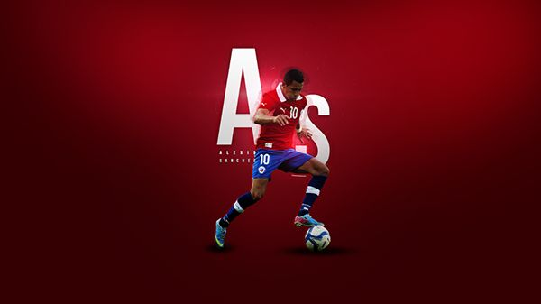 Alexis Sanchez Wallpaper #fifa #futbol #soccer #alexissanchez