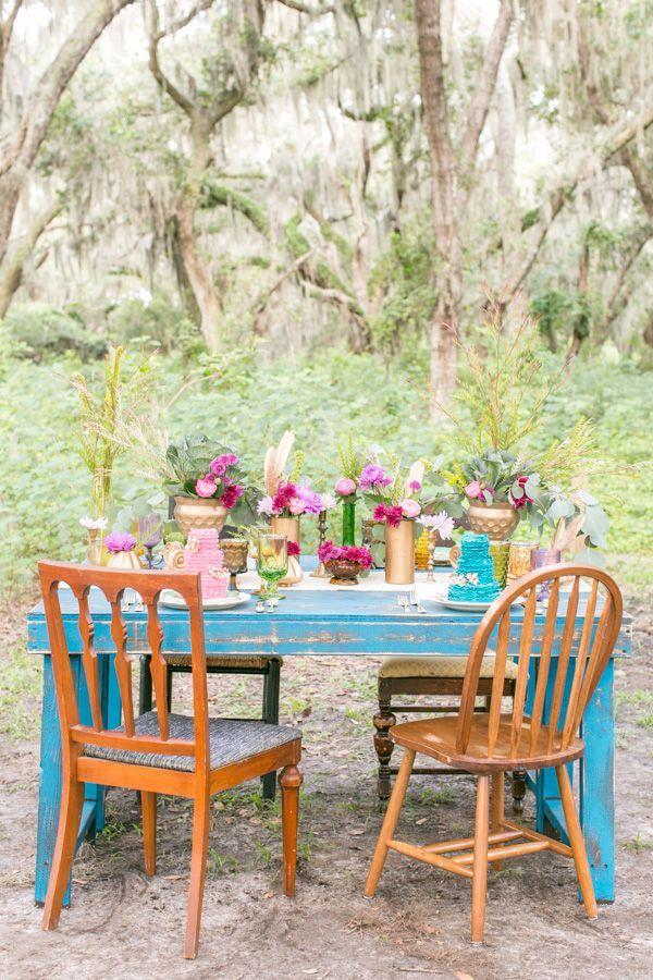 Fantastische Ideen für Vintage Boho Chic Hochzeit   – Wedding Mery&Conrad