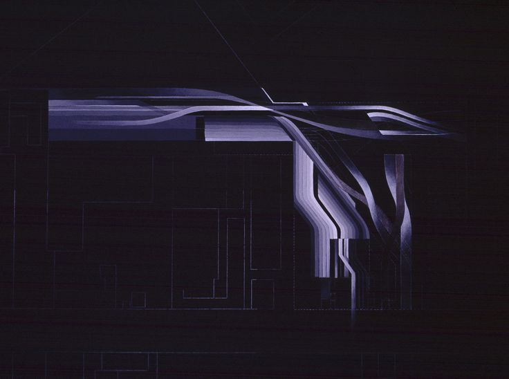 Gallery of The Creative Process of Zaha Hadid, As Revealed Through Her Paintings - 31