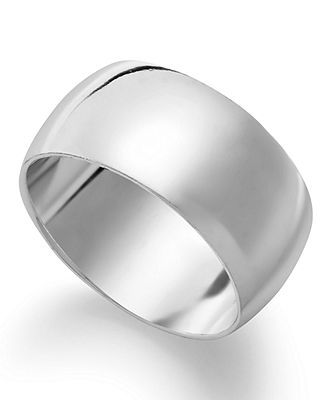 Giani Bernini Sterling Silver Ring, Band Ring