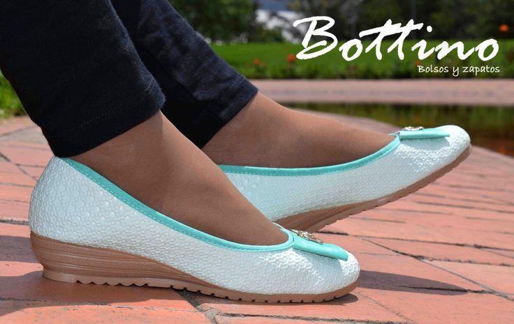 ¡Baletas de tacón corrido! www.bottino.com.co/baleta #compracolombiano #YoUsoBottino #baletas #mujer #líneafemenina #Colombia