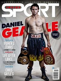 Australia's Sporting Magazine published monthly.