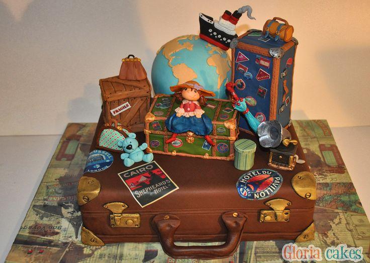 Vintage+Suitcase+Cake+-+Vintage+suitcase+cake  https://www.facebook.com/GloriaCakes