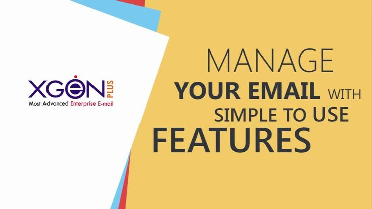 Managing Emails Has Now Become Easy. Watch How