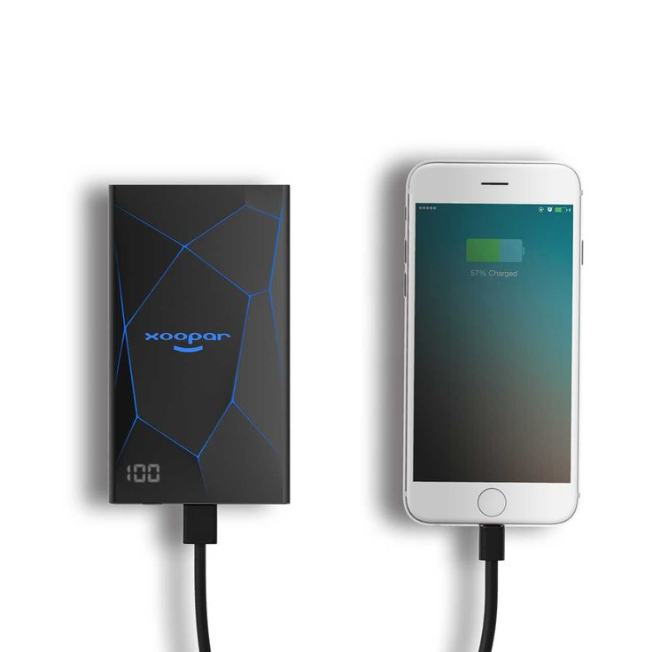 The striking LED logo branding this powerbank is quite unique and most definitely something to make your target audience remember your brand. Includes LED display power, charging cable and handy travel pouch.
