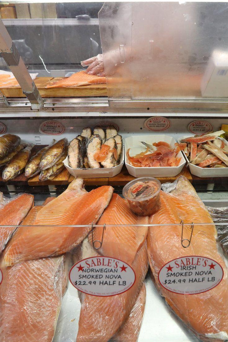 107 beste afbeeldingen van seafood for Sable s smoked fish