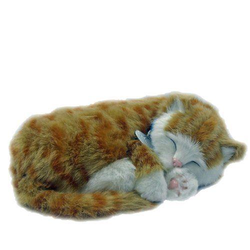 Perfect Petzzz XP92-05 Huggable Orange Tabby Kitten - List price: $57.98 Price: $48.42 Saving: $9.56 (16%)