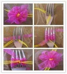 Ribbon Crafts Ideas Craft Ideas On Ribbon Crafts Ribbon Flowers By