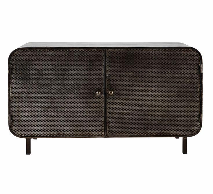 17 beste idee n over sideboard metall op pinterest regal. Black Bedroom Furniture Sets. Home Design Ideas