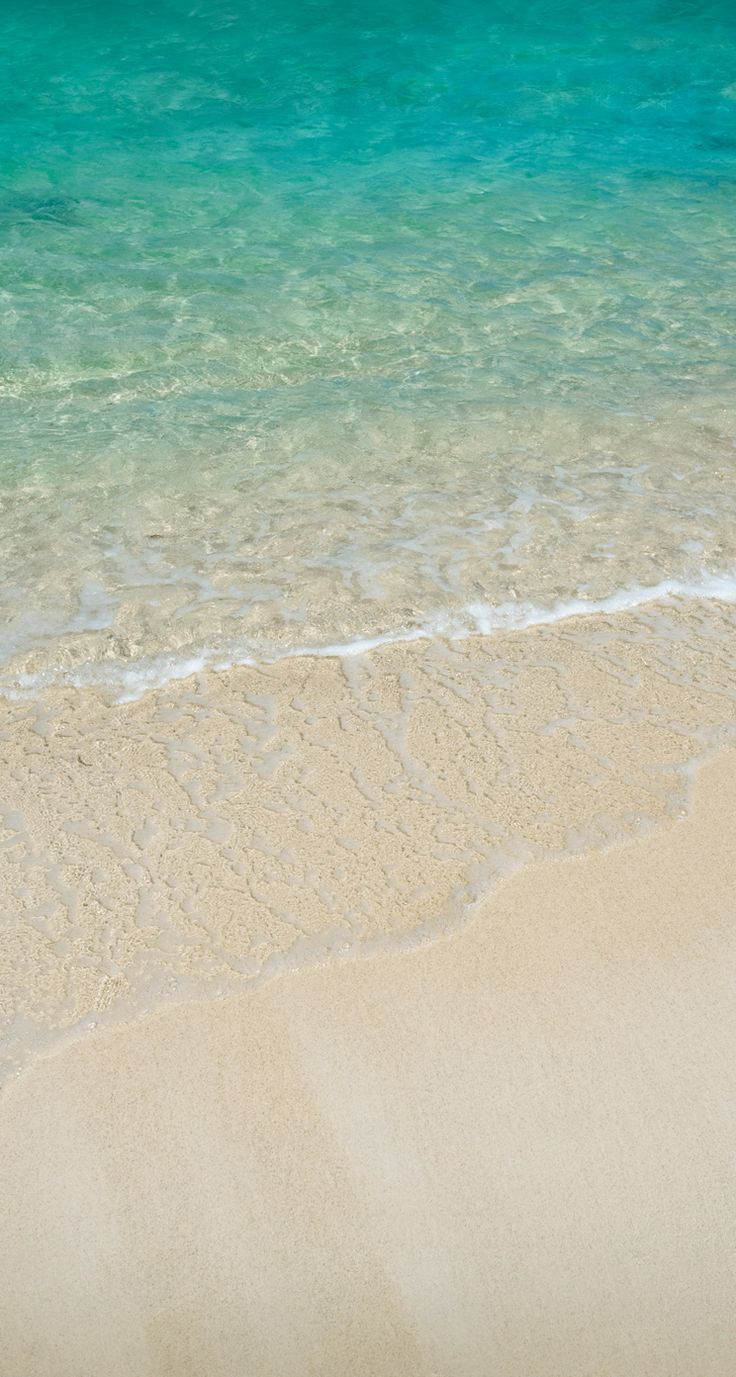 iPhone 5s Wallpaper #beach #ocean #sand